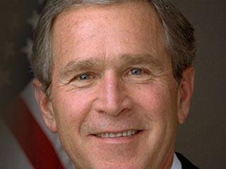 President George W. Bush ©WhiteHouse.gov