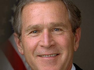 President George W. Bush ©WhiteHouse.gov