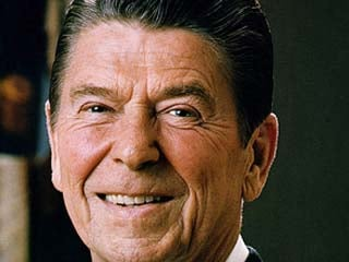 President Ronald Reagan ©WhiteHouse.gov