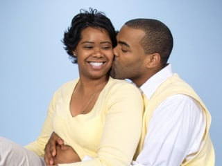 Anthropologists estimate that 90 percent of the people in the world kiss (© iStockphoto.com/Justin Horrocks)