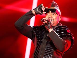 apl.de.ap of The Black Eyed Peas (image courtesy of Robin Hood)