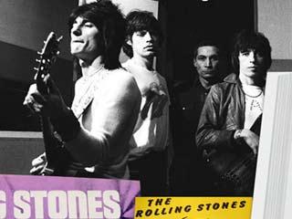 The Rolling Stones, circa 1978. (©PRNewsFoto/Universal Music Enterprises)