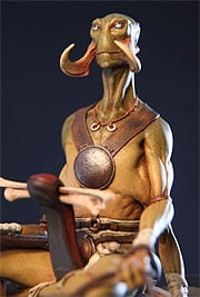 A Thark from Disney's John Carter film. (©PR Newswire/Object Ltd.)