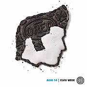 The Elvis Oreo Twist. (©Kraft Foods Inc.)