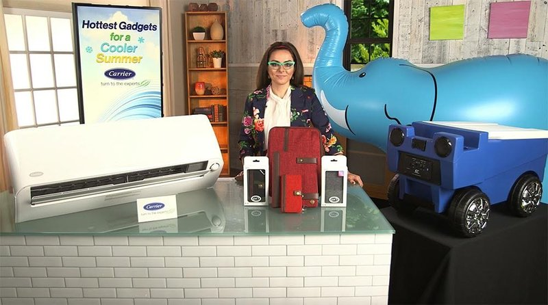 The Tech & Gadgets to Help You Stay Cool this Summer